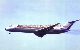 PSA Pacific Southwest Airlines - McDonnell Douglas DC-9