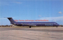 Transtar - McDonnell Douglas DC-9 - 1946-....: Moderne