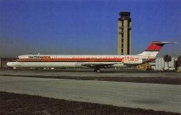Northeastern - McDonnell Douglas DC-9 - 1946-....: Moderne