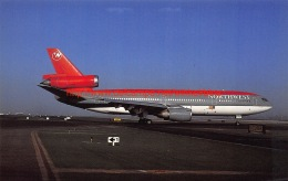 Northwest Airlines - McDonnell Douglas DC-10 - 1946-....: Moderne