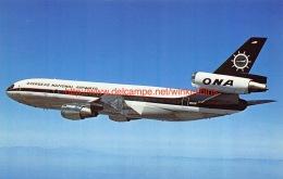 ONA Overseas National Airways - McDonnell Douglas DC-10 - 1946-....: Moderne