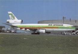 Air Afrique - McDonnell Douglas DC-10 - 1946-....: Moderne