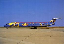 AOM Air Outre Mer - McDonnell Douglas MD83 - 1946-....: Moderne