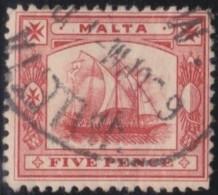 Malta    .      SG        .      59    .         O       .          Gebruikt   .    /    .   Cancelled