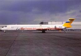 La Tur Airlines - McDonnell Douglas MD83 - 1946-....: Moderne