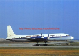 Air Zory Cargo - Ilyushin 18 - 1946-....: Moderne