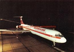 Interflug - Ilyushin 62 - 1946-....: Moderne