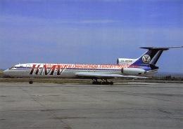 KMW - Tupolev TU-154B-2 - 1946-....: Moderne