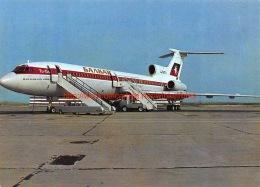 Bulgarian Airlines - Tupolev TU-154 - 1946-....: Moderne