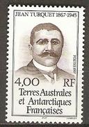 T. A. A. F.    -    1997 .    Jean Turquet - Terres Australes Et Antarctiques Françaises (TAAF)