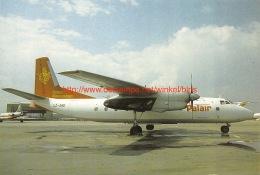 Palair Macedonian - Antonov AN-24 - 1946-....: Moderne