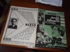 SPARTITO  LA SAMBA DEL FISCHIETTO - Musica Popolare