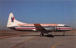American Eagle - Convair 580 - 1946-....: Moderne