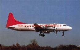 Northwest - Convair CV-580