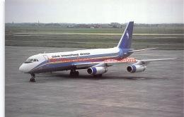 Ciskei International Airways - Convair CV-990 - 1946-....: Moderne