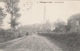 Hollogne Sur Geer ; La  Sucrerie (attelage , Chariot De Betteraves )Edition Laflotte ,n°5