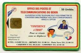 TK11602 BENIN - Chip - Benin