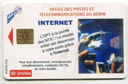 TK11606 BENIN - Chip