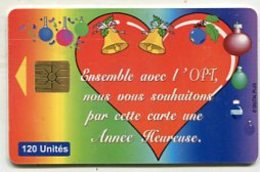TK11607 BENIN - Chip - Benin