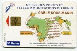 TK11608 BENIN - Chip - Benin