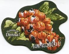 Lote B7, Brasil, Posavaso, Coaster, Göttlich Divina - Sous-bocks