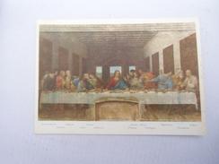 "L'ultima Gena  "" Leonardo Da Vinci "" Milano - Paintings"