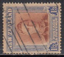 1s 3d Wmk Sideways Used, New Zealand 1947 Upwards - 1907-1947 Dominion