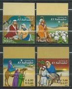 El Salvador 2004 Christmas Day.Navidad.MNH - El Salvador
