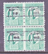 U.S. 908 X 4   **  NORTHRIDGE, MASS - United States