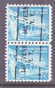 U.S. 1031a X 2    **  MALVERNE,  N. Y.  LOCAL - United States