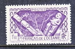 FRENCH  OCEANIA  108  ** - Oceania (1892-1958)