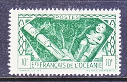 FRENCH  OCEANIA  115  ** - Oceania (1892-1958)