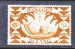 FRENCH  OCEANIA  136   * - Oceania (1892-1958)
