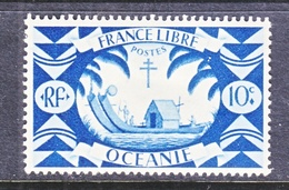 FRENCH  OCEANIA  137   * - Oceania (1892-1958)