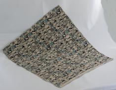 Japanese Cloth ( Cotton & Hemp ) : 108 X 50 Cm. - Vintage Clothes & Linen