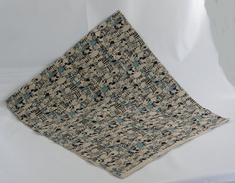 Japanese Cloth ( Cotton & Hemp ) : 108 X 50 Cm. - Other