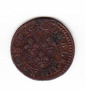 FRANCE KM 16, 1610,  Henri IV, Double  Tournois.  (F 8020) - 1589-1610 Henri IV Le Vert-Galant