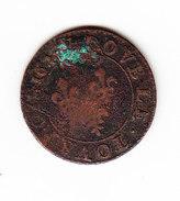 FRANCE KM 86.1, LOUIS XIII, TOURNOIS, 1629A. (5BP6) - 987-1789 Monnaies Royales