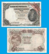 AZORES 2.5 Million  Reis Prata 1906 - REPRODUCTION - Portugal