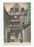 Cp , 64 , PAU , La Maison De BERNADETTE , Animée , Voyagée - Pau