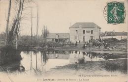 22 - LANRELAS  - Arrivée De Broons - La Rance - Francia