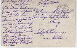 Feldpost Aus ZÜNDORF 31.12.16 - Allemagne