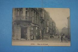 Liège Place Du 20 Août