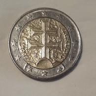 2 EUROS ESLOVAQUIA 2009   Estado: Circulaba BC - Eslovaquia