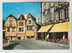 CPSM AURAY (Morbihan) - Place De La République - Auray