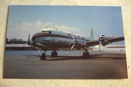 ROYAL AIR LAO  DC 4  XW TDE - 1946-....: Moderne