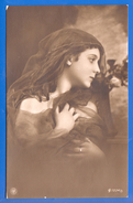Frau; Femme; Woman; Girl; 1917 - Femmes