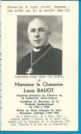 Bp     Mons.   Chan.    Baijot    Baillamont     Namur - Devotion Images