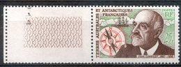 TAAF; 1961; N° 19; NEUF**,MNH;commandant Charcot - Terres Australes Et Antarctiques Françaises (TAAF)