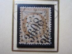 VEND BEAU TIMBRE DE FRANCE N° 36 , BISTRE BRUN !!!! - 1870 Siège De Paris